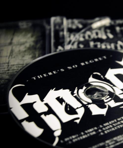 BRACHTKERL Hordak CD Artwork
