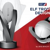 BRACHTKERL European League of Football Tropy Contest